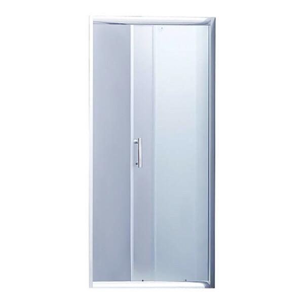 Душові двері в нішу